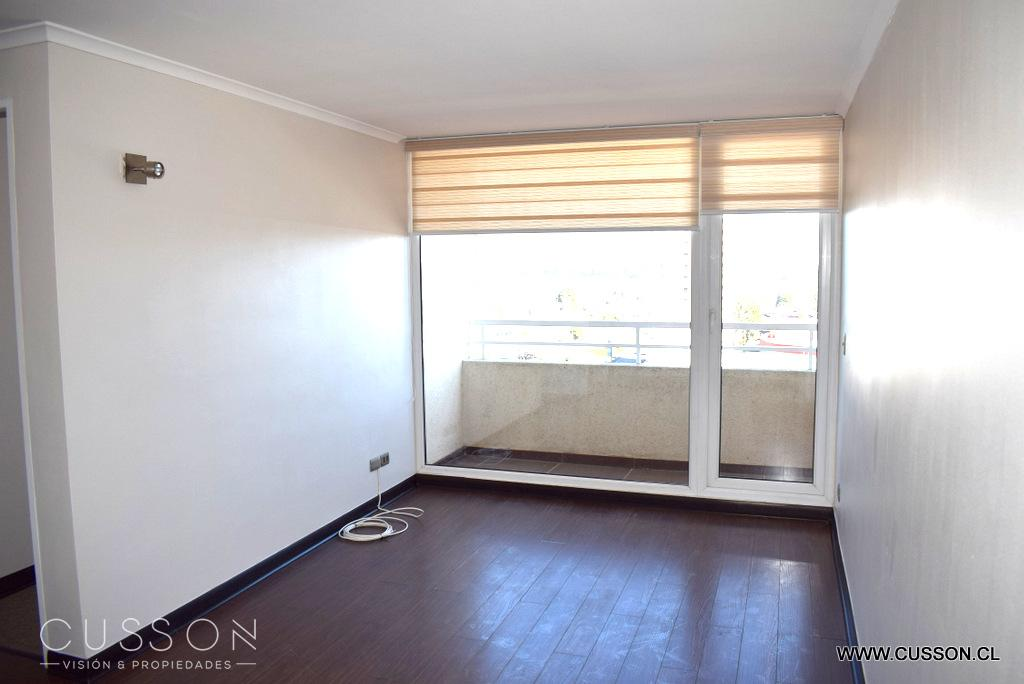 Arriendo Departamento central Concepcion 60m2