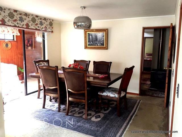 Amplia Casa 200/246m2 Altos de Chiguayante 5D3B1SE
