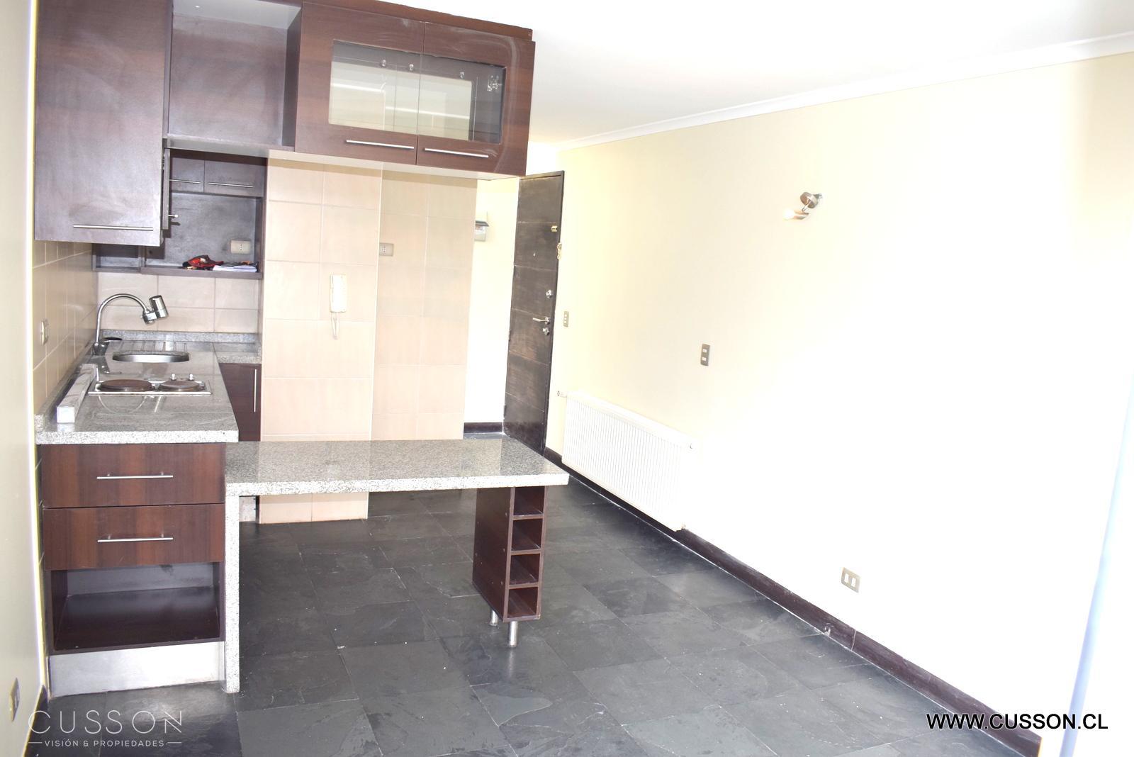 Depto Centro Concepción $350.000 1D1B