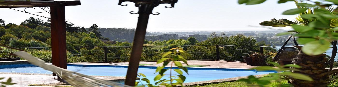 Casa Sector Idahue vista laguna grande