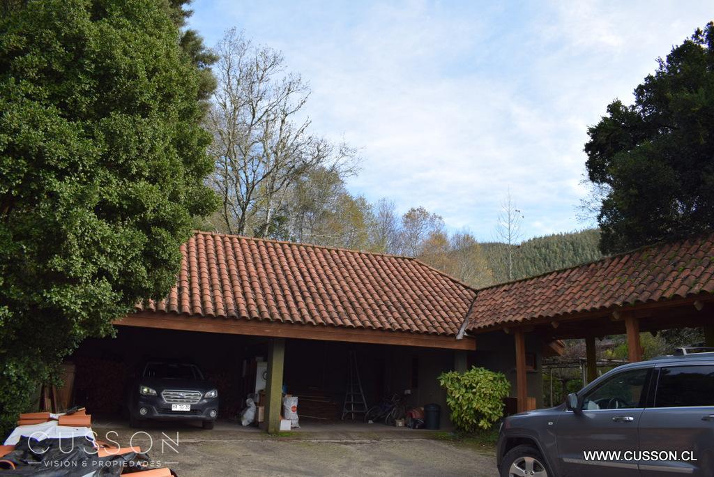 Arriendo Casa Condominio Camino Santa Juana 219m2/1540m2