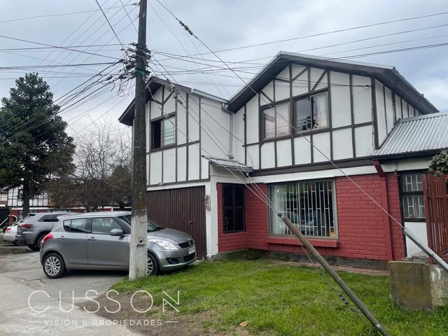 Venta Casa  148m2 Sector Los Copihues Hualpen