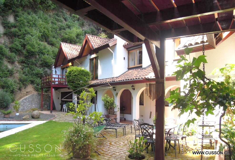 Venta Casa Pedro de Valdivia 450/550m2